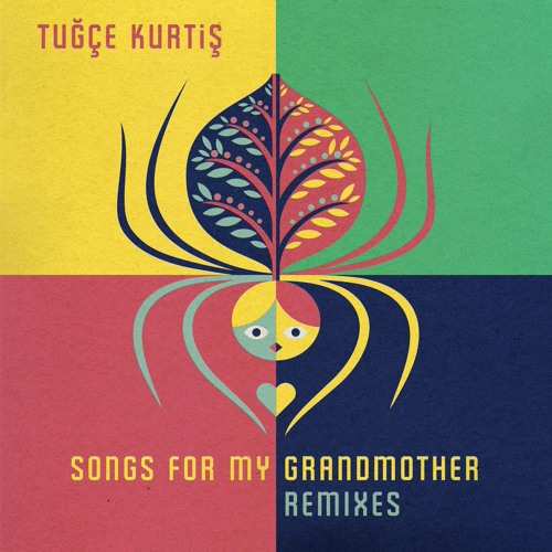 Tuğçe Kurtiş - Songs for My Grandmother Remixes  [Souq Records] EP · 2018