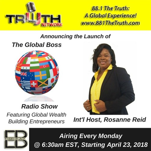 EP 116: The Global Boss Radio Show