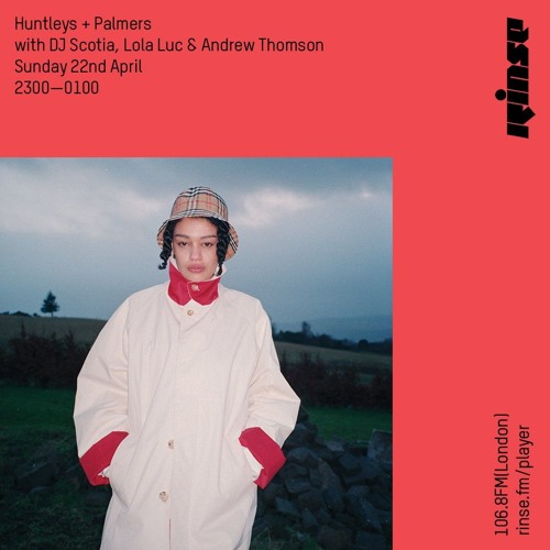 Huntleys + Palmers with DJ Scotia, Lola Luc & Andrew Thomson - 22nd April 2018
