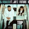 Jay-z and Beyonce Top Off Cover