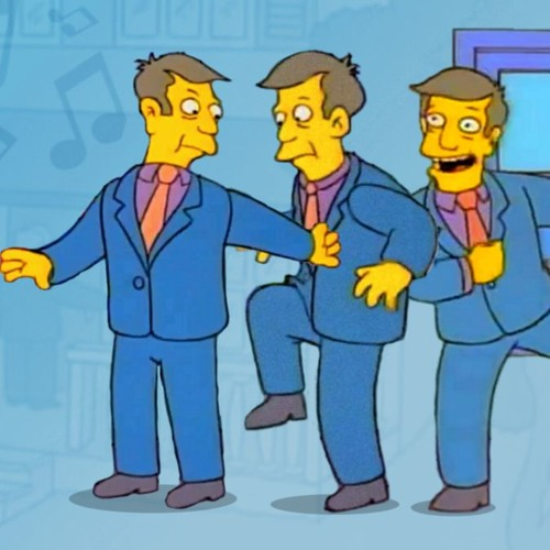 Steamed Hams but it's an Isometric Exercise music jam