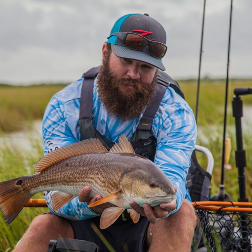 Best Lure For Targeting Redfish From A Kayak  QA With Jameson Redding Part 1