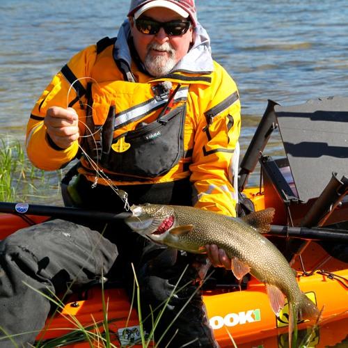 Kayak Fishing Tip  How To Dress For Winter Fishing