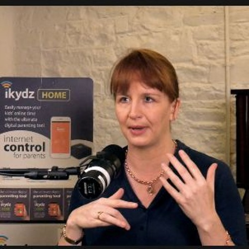 Stella O'Malley Full Podcast With iKydz Internet Safety