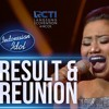 Maria Simorangkir - Stand Up For Love (Result and Reunion Show Indonesian Idol 2018)