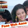 Paas Woh Aane Lage - Dj Ms ft  Ronty Music Production