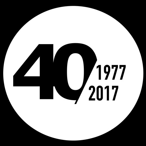 40 years of (electronic) music. 1977 - 2017.