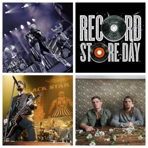 EP 122: Concert Recaps, Record Store Day, Tipping Etiquette