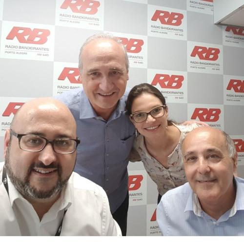 Rádio Livre - 23.04.18 - Bruna Salles, Fernando Dinis e Newton Dri