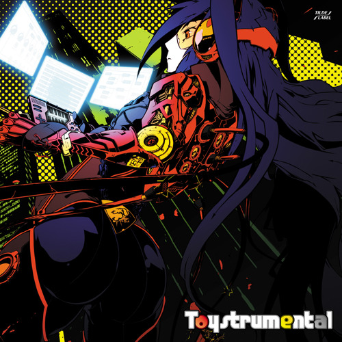 TOYSTRUMENTAL / Spin→Out (demo)