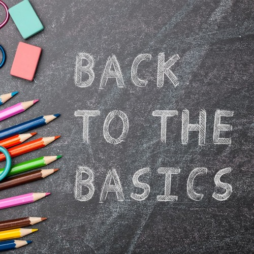Back To The Basics Back - Faith To Receive Pt 14
