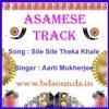 Sile Sile Theka Khale Karaoke Assamese Song By Aarti Mukherjee mp3