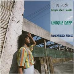 Dj Judi - People Are People (Luke Greedy Remix) Preview