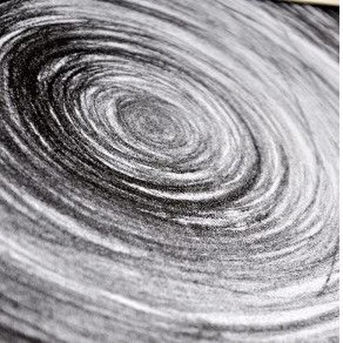 Charcoal circles B1