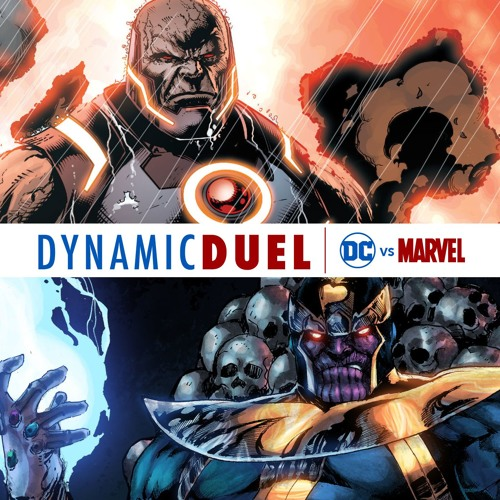 Darkseid vs Thanos