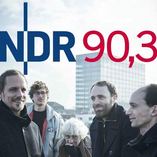 Staring Girl bei Hamburg Sounds auf NDR 90,3 am 22.04.18