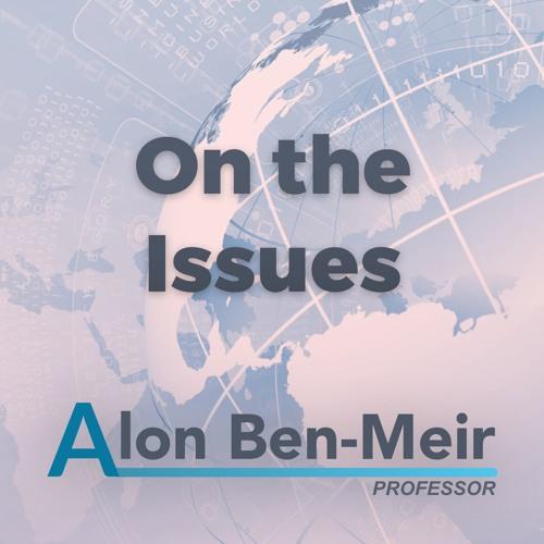 On the Issues Episode 36: Hillel Schenker