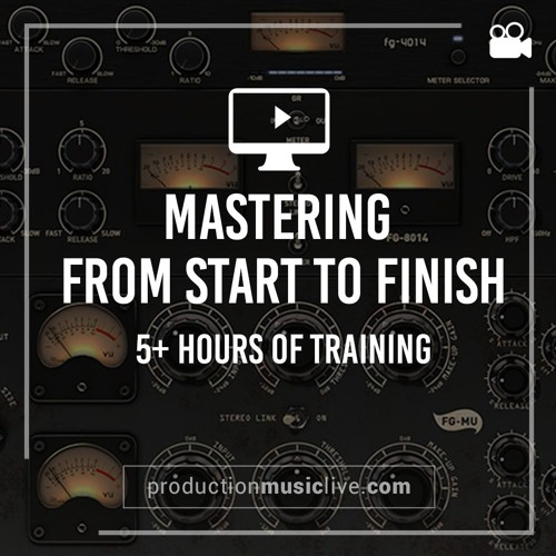 PML - Melodic Techno Track - Mastering Course by