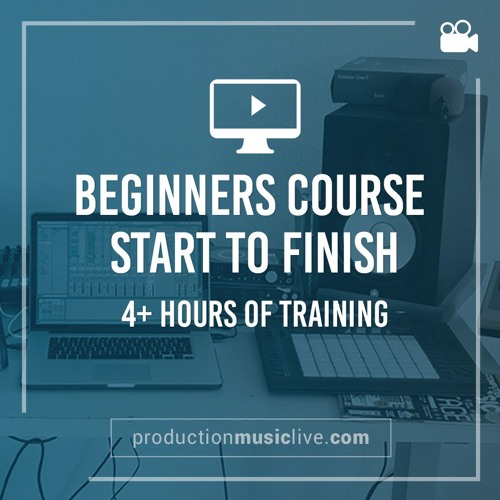 PML - Start To Finish - (Ableton Live Standard Beginners Course)