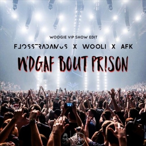Flosstradamus X Wooli X AFK - WDGAF Bout Prison [WOOGIE This Shit Goes Off Edit]