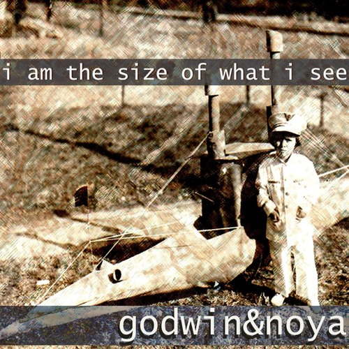 I Am the Size of What I See