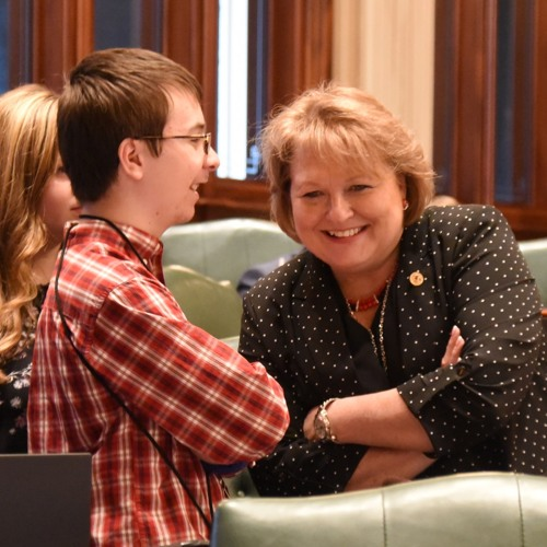 Rep. Terri Bryant talks about familial influences, hobbies and the  115th District