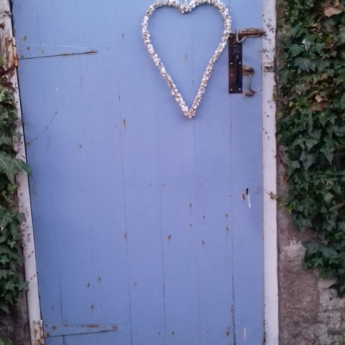 The Blue Shed Door vocal