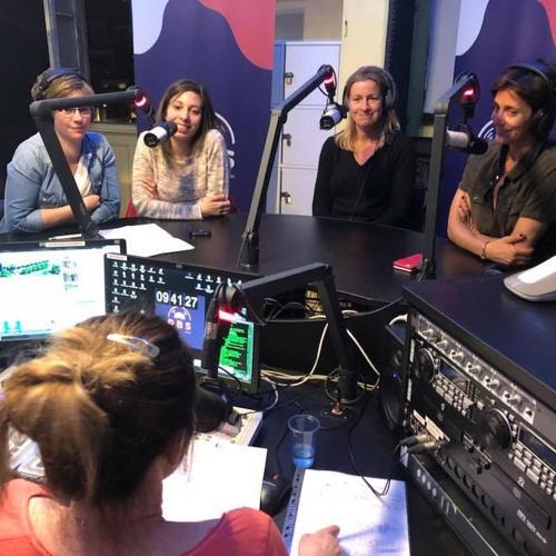 Planète Racing, épisode 294 avec Sabryna KELLER, Sandrine RINGLER et Alexia IGHIRRI