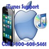 iTunes Support Number 1-800-608-5461
