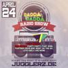 BADDA BADDA DANCEHALL RADIO SHOW APRIL 24TH 2018