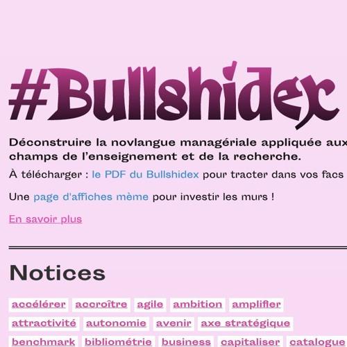 """Le Bullshidex, """"déconstruire la novlangue"""" avec Pia Pandélakis et Anthony Masure"""