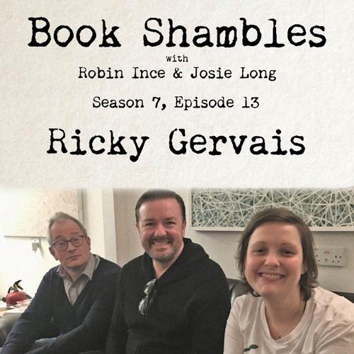 Book Shambles - Season 7, Episode 13 - Ricky Gervais