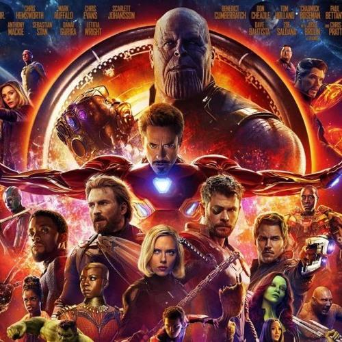 Epsiode 10 - Avengers: Infinity War