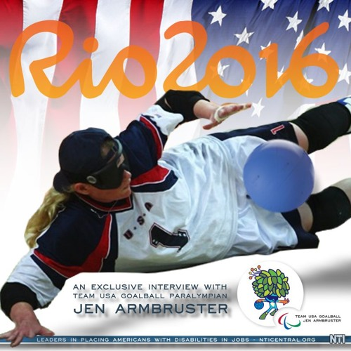 Exclusive Interview with 7-Time Paralympian, Jen Armbruster