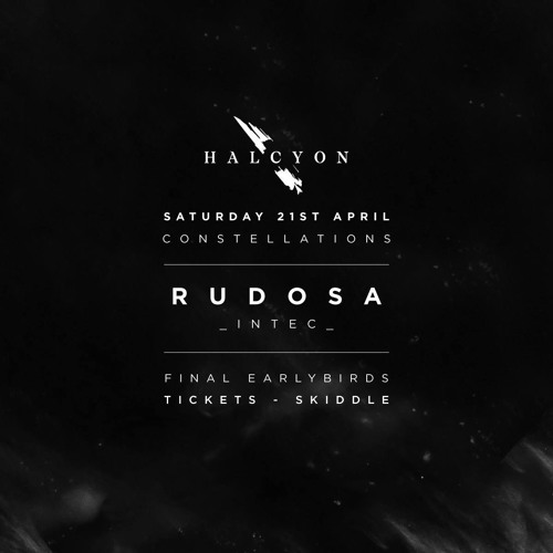 Rudosa @ HALCYON LIVERPOOL | Charlotte de Witte