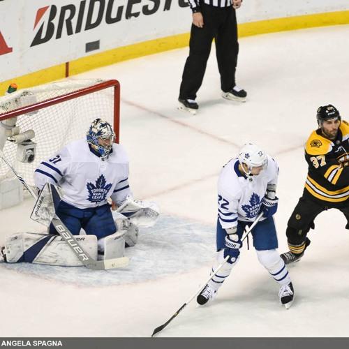#NHLBruins Game 7 w/ @BruinsDaily