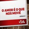 O AMOR É O QUE NOS MOVE • Com Aline Costa