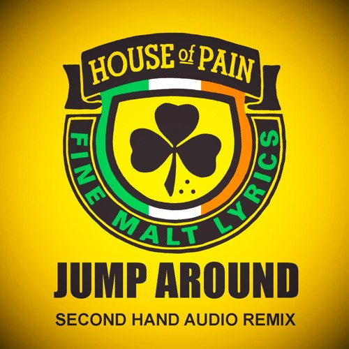 House of Pain - Jump Around Second Hand  Re