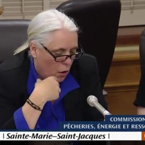 Le Pied À Papineau CKVL FM: Hydro-Québec-Israël : Manon Massé exige des réponses