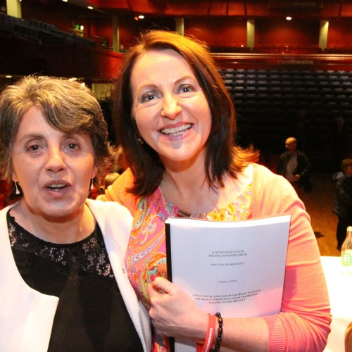 Report on Drive Time on the VOTE NO meeting in Theatre Royal in Castlebar