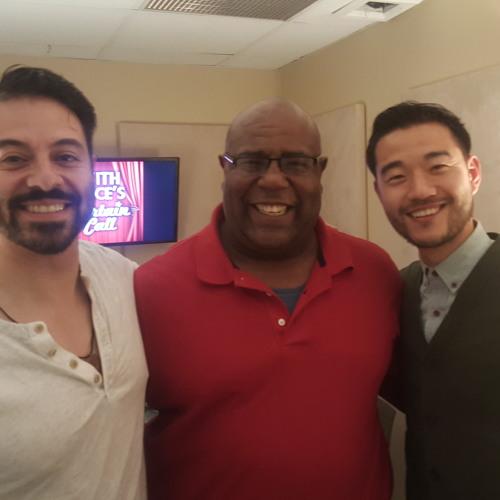Gentleman Caller's Juan Francisco Villa and Daniel K. Isaac Play Famous Playwrights