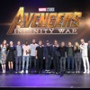 "Avengers  Infinity War Cast Sings ""The Marvel Bunch"""