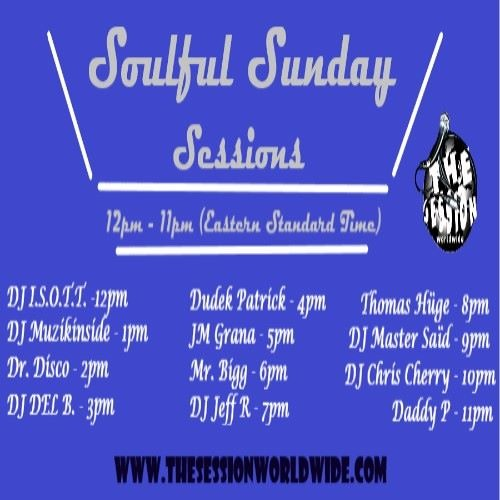 SOULFUL SUNDAY SESSIONS #2
