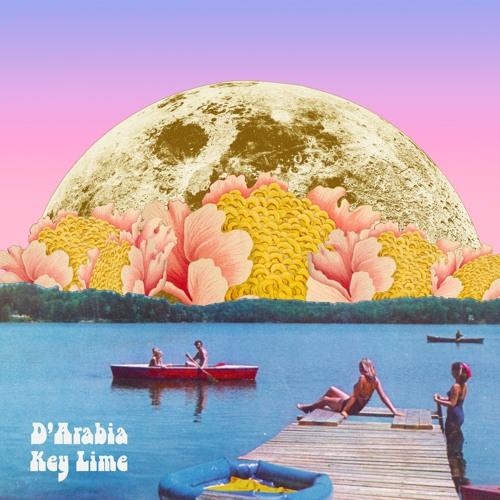 D'Arabia - Key Lime EP - HOD021