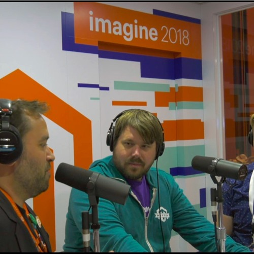S01E25: Dutchento interview at Imagine 2018