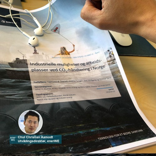 MDG og oljebransjen skulder ved skulder for å skape nye arbeidsplasser på norsk sokkel