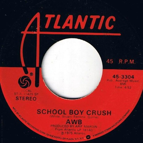 Average White Band - Schoolboy Crush (Franka Edit)