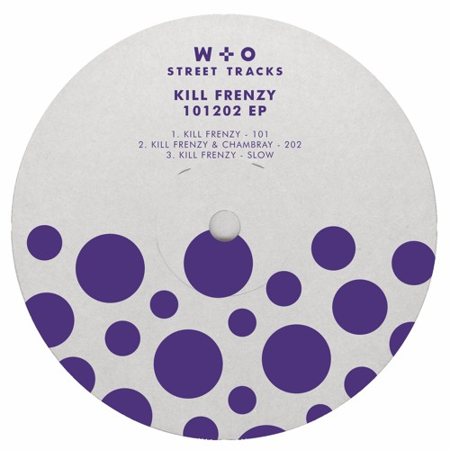 Kill Frenzy - 101202 EP (WO040) [clips]