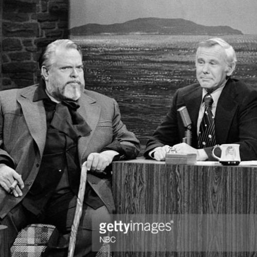 Orson Welles And Johnny Carson Share a Funny story about George Burns Ribbing Jack Benny