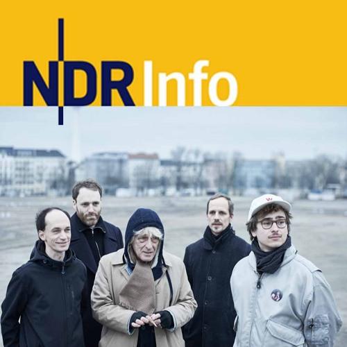 Staring Girl bei NDR Info Nachtclub Magazin 18.04.18